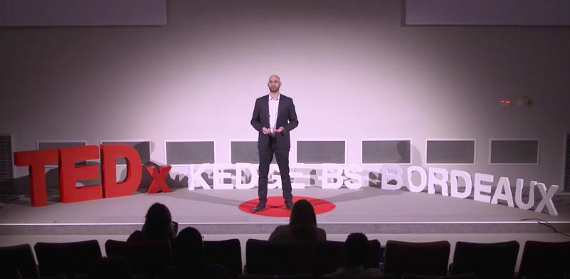 Source Guillaume Attias et TEDx