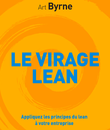 Le virage Lean / Source : Pearson