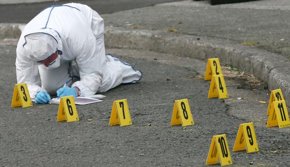 Scène de crime - TheJournal.ie